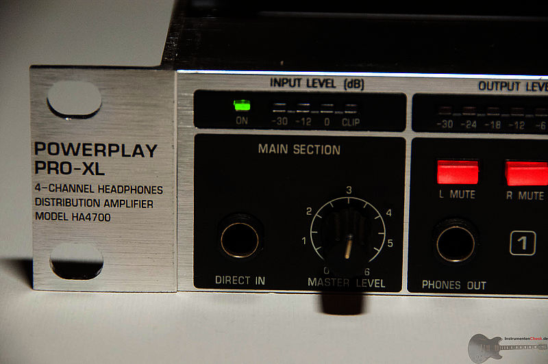 behringer powerplay pro xl manual